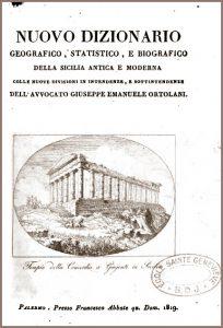 Frontespizio Ortolani